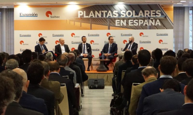 R+D+i. Technological challenges in Spain [Expansión – Soltec]