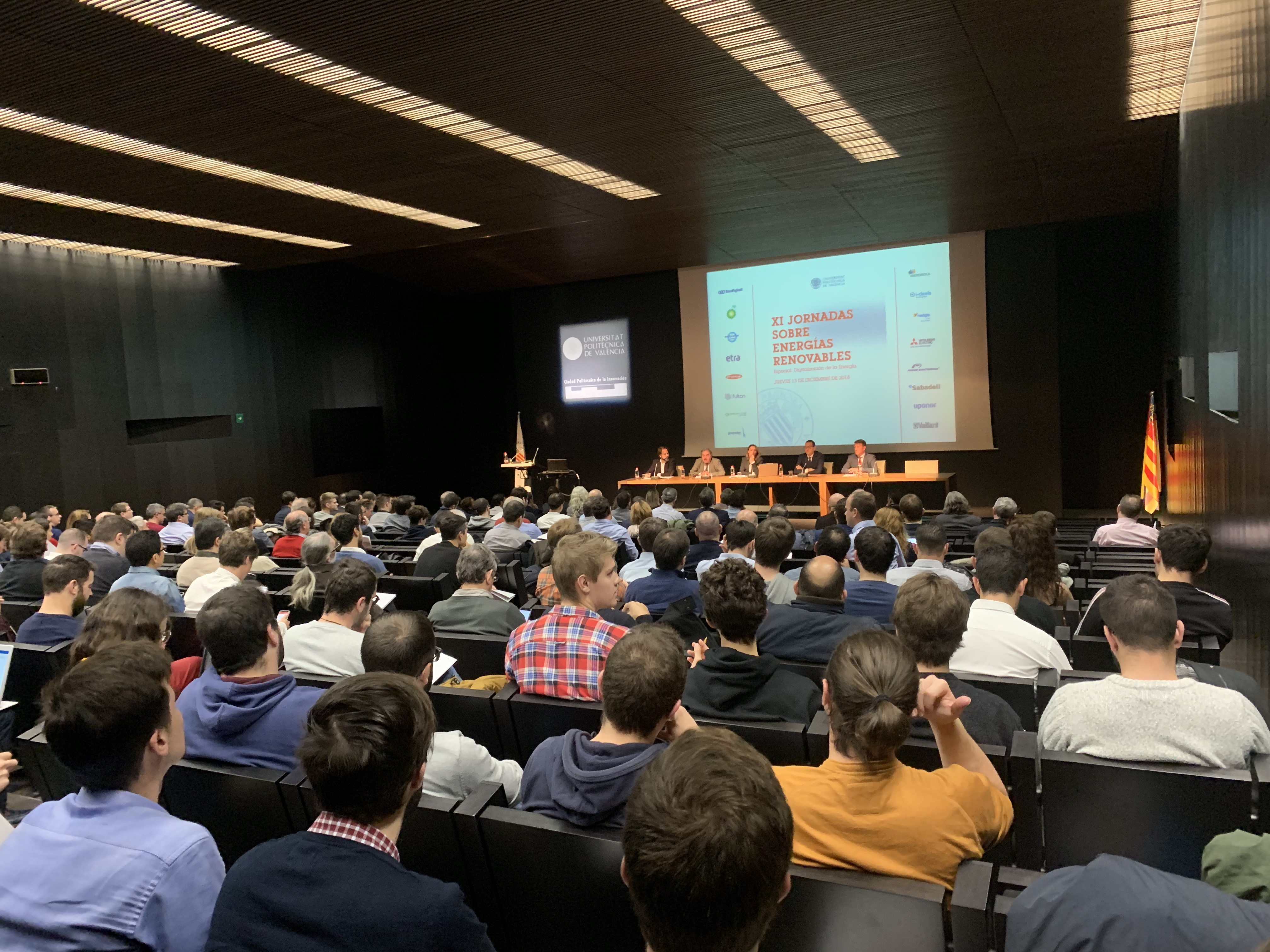 XI Conference on renewable energies [Polytechnic University of Valencia]