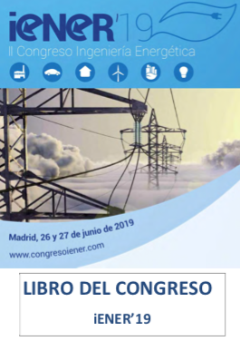 Publication of the II Congress of Electric Energy iENER´19 book